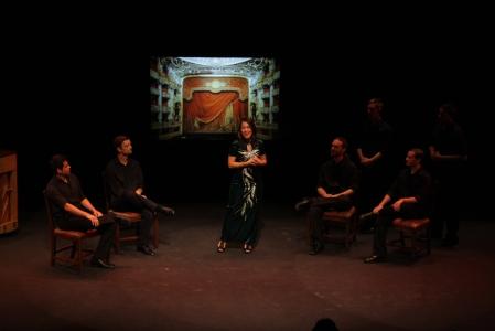 "Opera Diva Thea Cordova Mills sings ""Glitter And Be Gay"" at Divas 2012"
