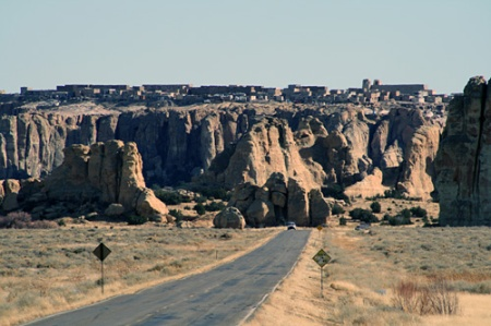 Acoma Sky City, one of the oldest, continuously inhabited locations in North America, is another destination point.